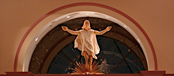JOY IN DAILY LIFE IS THE TRIUMPH OF THE CROSS