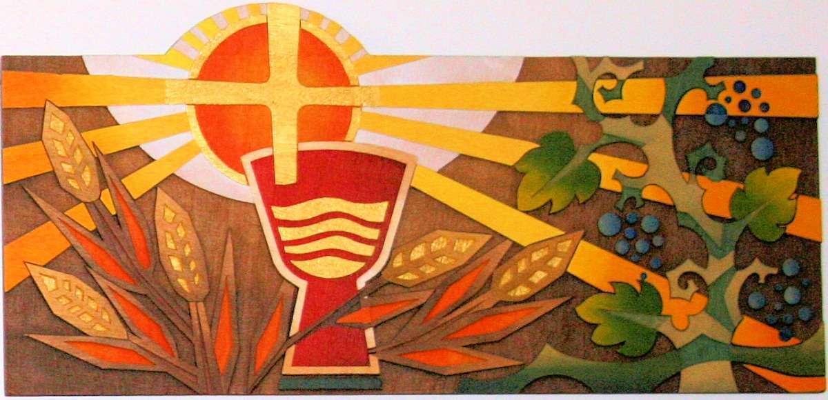 The Eucharist explained