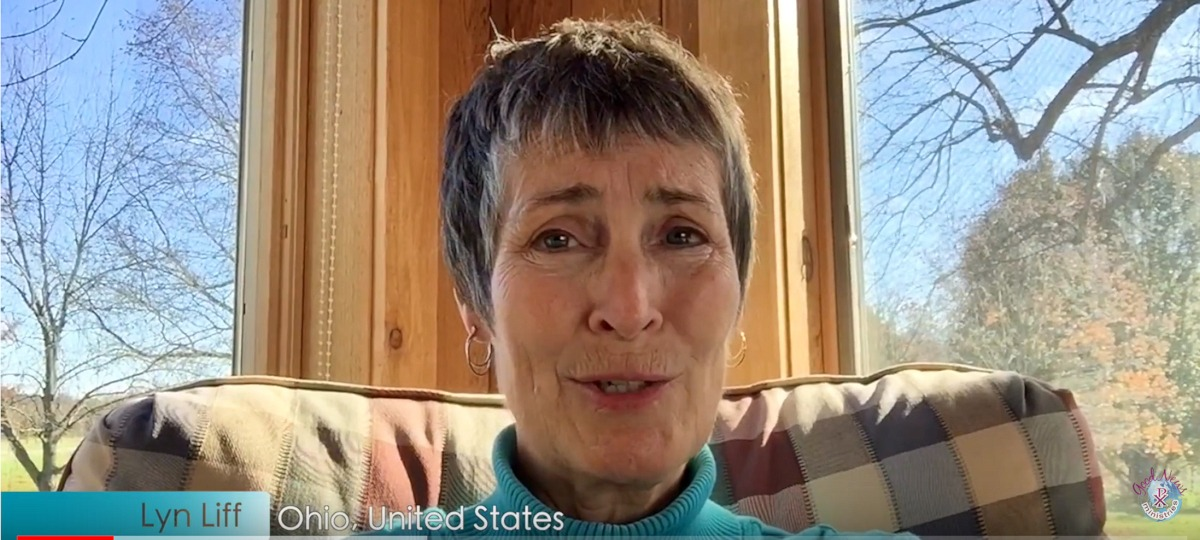 Lyn Liff talks about blessings