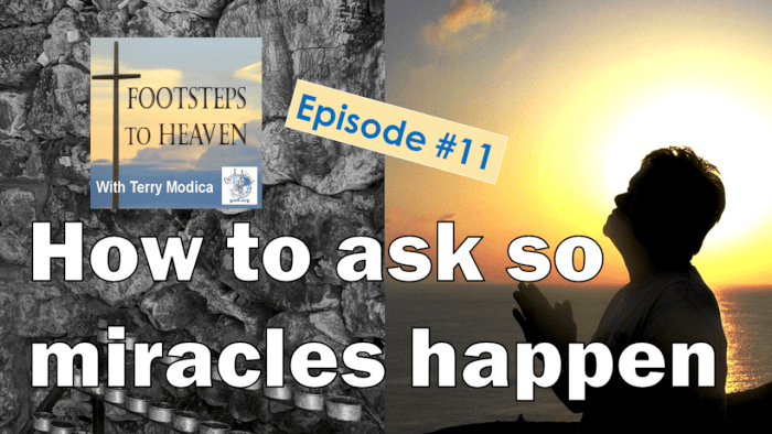 How to ask so miracles happen