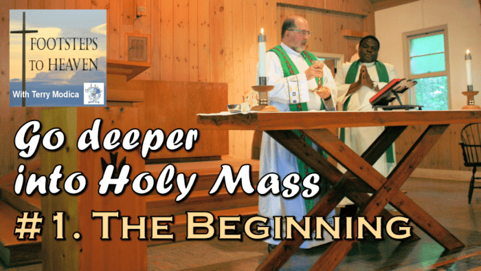 Going Deeper into Holy Mass