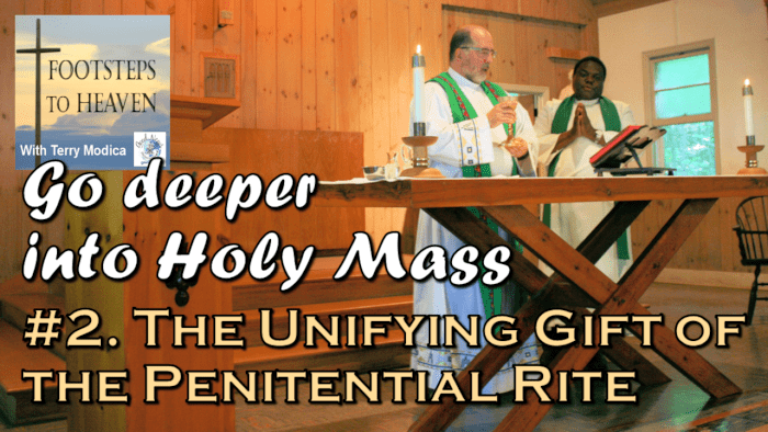 The Unifying Gift of the Penitential Rite