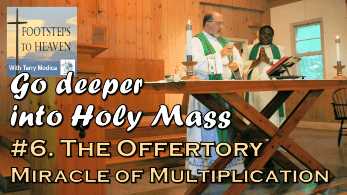 The Offertory Miracle of Multiplication