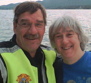 Kurt Repsher and Terry Modica