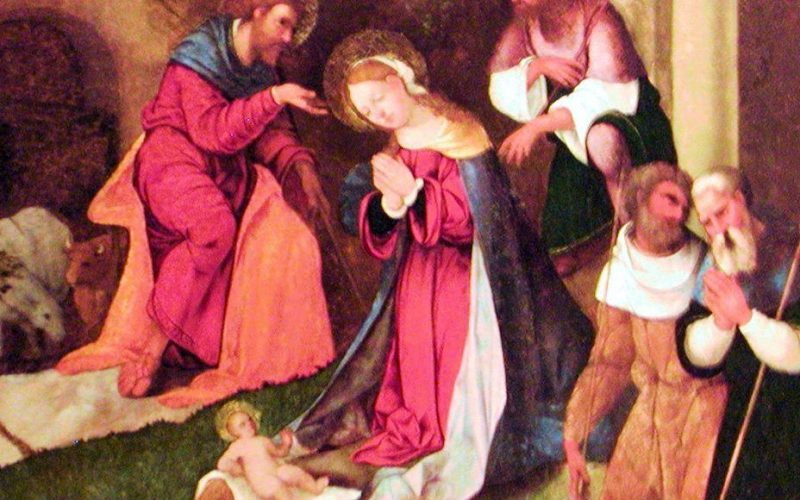 Joyful Mysteries of the Rosary