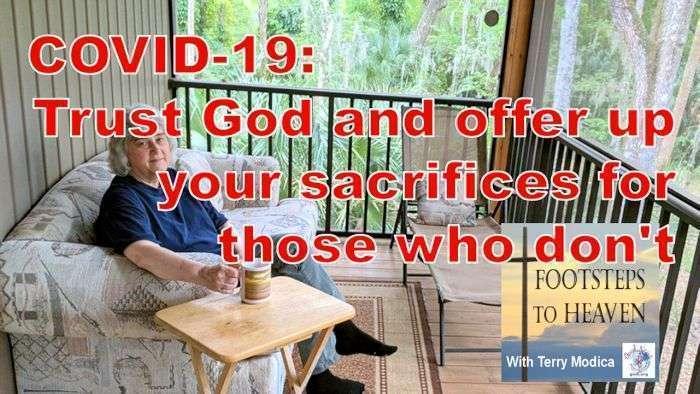COVID-19: Trust God