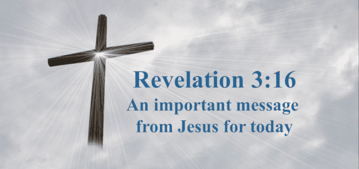 Revelation 3:16