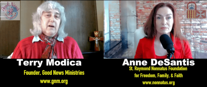 St. Raymond Nonnatus Foundation Interviews Terry Modica